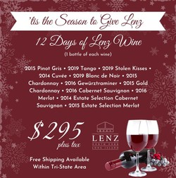 12 Day of Lenz Wines